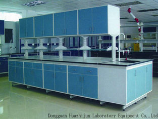 12.7mm Thickness Solid Physiochemical Board Lab Furniture Manufacturer