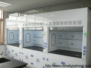 China Science Frp Exhaust Fume Hood in Laboratory Ventilation System