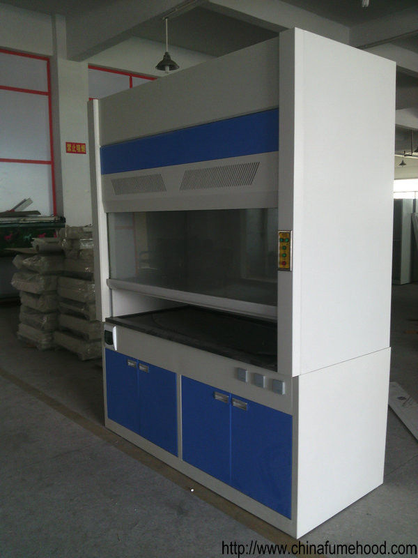 High Sale Full Steel Laboratory Fume Hood For Factory,Hospital and School