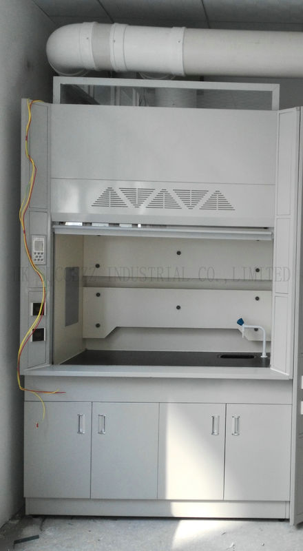 Laboratory Fume Hood Cupboard With VAV System