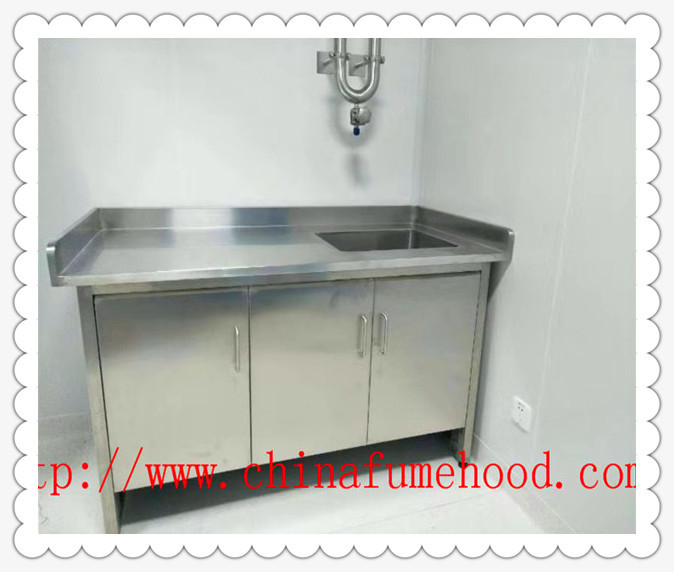 Original Metal Color 316 Stainless Steel Lab Furniture For University